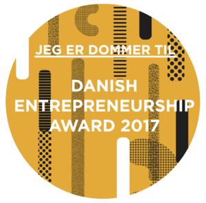 om danish award